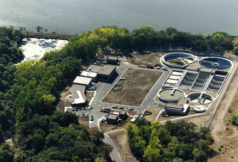 Minneapolis Treatment plant