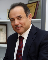 headshot of Nabil Hani Qaddumi