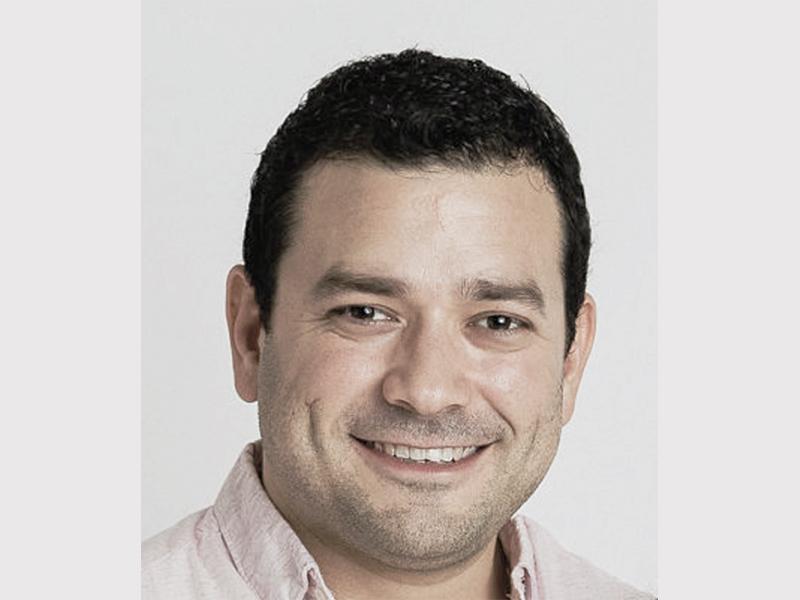 Photo of Sergio Castellanos