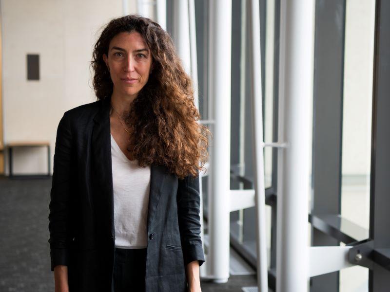 Photo of Paola Passalacqua